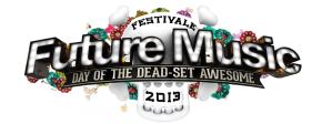 Future Music Festival2013!