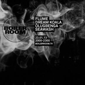 Flume 45 Min Boiler RoomMix