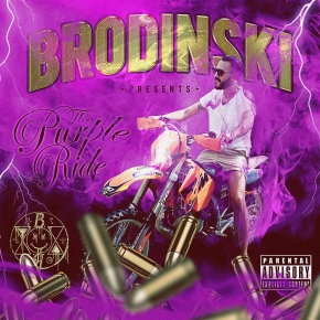 Brodinski presents The Purple Ride (Free DL)